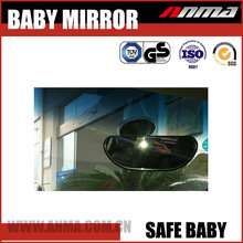 classic under manual digital rearview hanging safe baby car mirror AM019-M432D