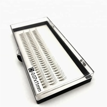 Hisail 0.07MM Premade 6D Volume Lash Fans Individual Lashes Knot Free Cluster Eyelash