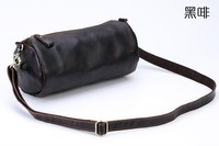 Fashion Retro Crazy Horse Bags Leather bag Vintage Crossbody mens Shoulder Bags