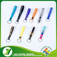 Customized Color key chain rings bulk