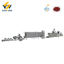 High quality fish food production equipment, fish feed machine/fish food production equipment