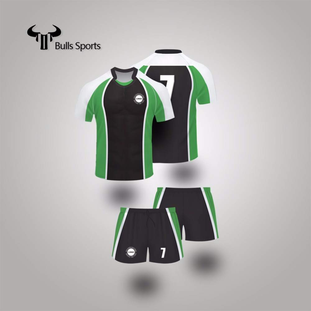 Hot sale custom sublimated rugby league jerseys