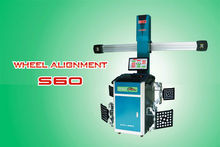 2013 APL- S60 Automotive equipment 3d digital four wheel alignment