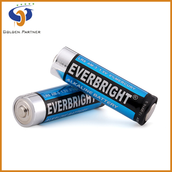 High capacity 1.5v aa and aaa long battery life battery