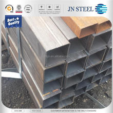 Hot or Cold Rolled pregalvanized square rectangle steel hollow section