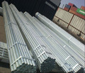 China Supplier Pre-Galvanized Round Steel Tube/Welded Steel Pipe