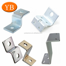 Custom stainless steel metal z bracket,metal right steel angle bracket ISO9001 passed