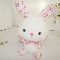 New Gift Soft Toys Cute Long Ear Stuffed Plush Bunny For Girls