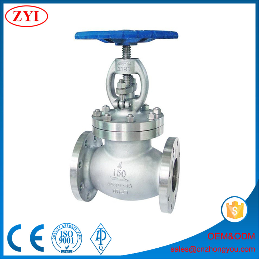 High quality low price flange motorized control 1/2 to 12 inch pneumatic actuator globe valve