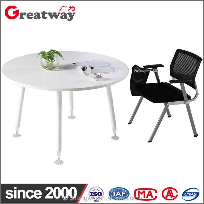 Modern Steel muti-functional used round banquet event tables for sale in dining room furniture