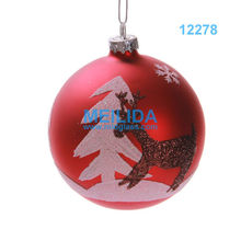 Attractive new large decorative christmas balls