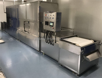 New products microwave heat treatment machine for fast meal