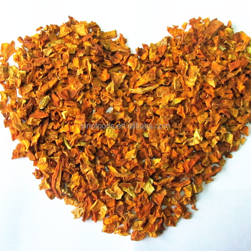 Food vegetable product Chinese High Quality Granules Dried Pumpkin