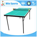 children student mini table tennis beautiful appearance
