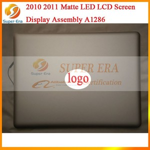 Matte LED LCD Screen Display Assembly for MacBook Pro 15'' A1286 2010 2011(SUPER ERA)