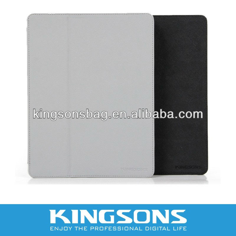2013 Latest Design Kingsons Brand 9.7'' smart cover for ipad3