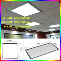 factory wholesale ul led panel light,Artistic Ceilings lamp 300*300mm, 300*600mm