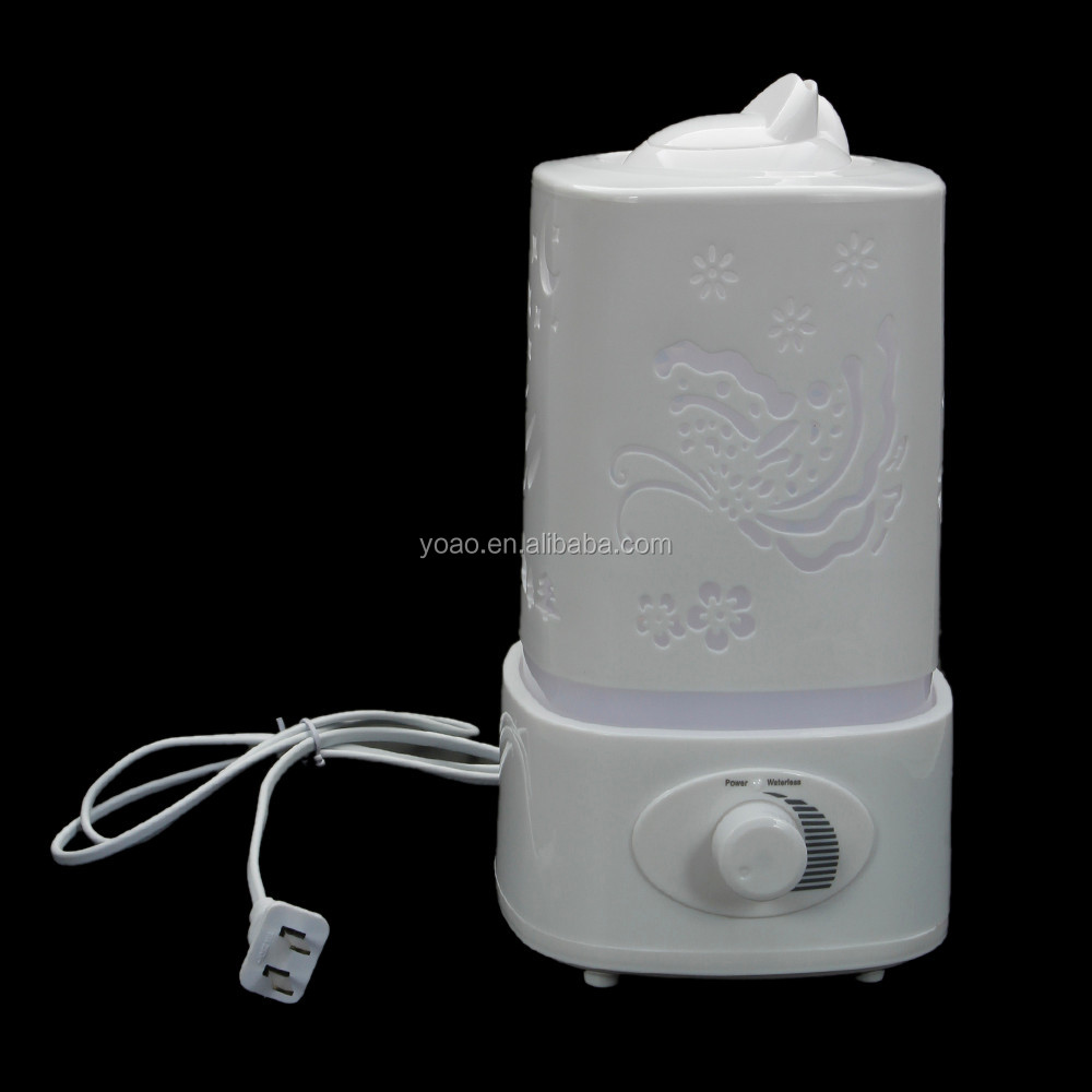 110V Ultrasonic Shenzhen Car Humidifier With Aroma Diffuser
