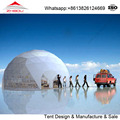 China outdoor restaurant big dome tent for sale