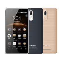 Leagoo M8 Pro 5.7 Inch Mobile Phone Android 6.0 2GB RAM 16GB ROM MT6737 Quad Core Dual Rear Cameras Fingerprint Smartphone