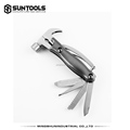 Stainless steel 6 in 1 Foldable household and outdoor camping Hammer