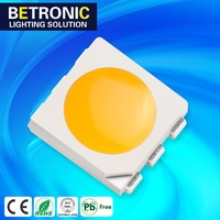 led manufactures smd led in china warm white 5050 led module specifications 5050