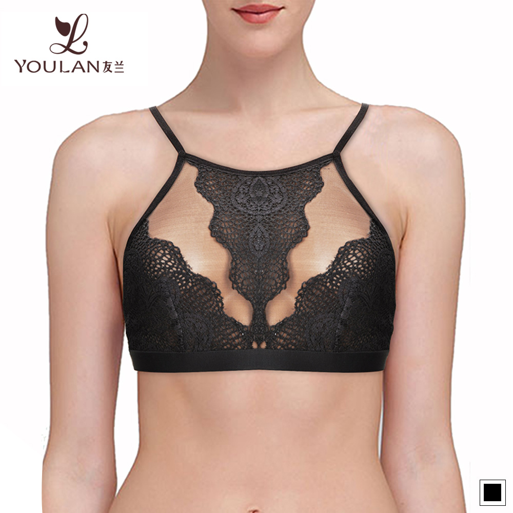 Wholesale Lace Cup Size Bra Young Girls Bra Factory