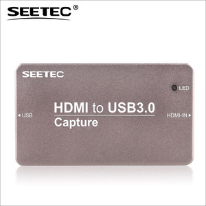 SEETEC hdmi dongle usb video capture card for Youtube Live