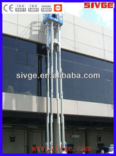 Safe and Reliable Multi Mast aerial work platform