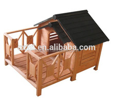 Durable Outdoor Unique Design Hot Sales Large Wooden Dog House