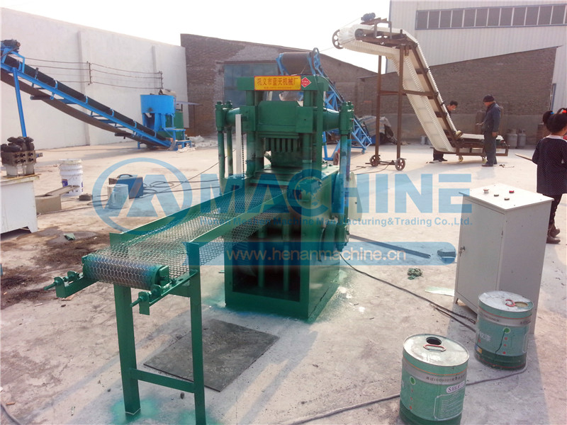 BBQ and Shisha Charcoal powder pressing machine with charcoal ,coal or carbon dust for BBQ with large capacity for sale