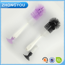 Bottle & Nipple Brush Baby Feeding 2-In-1 Brush - Nipple Brush Stores oxo brush