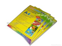double side high glossy inkjet photo paper waterproof