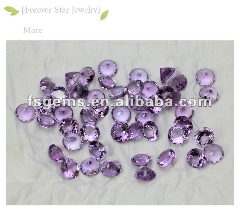 Top Sales Big size wholesale price 11mm Round Brazil amethyst Price of Amethyst Crystal Stone
