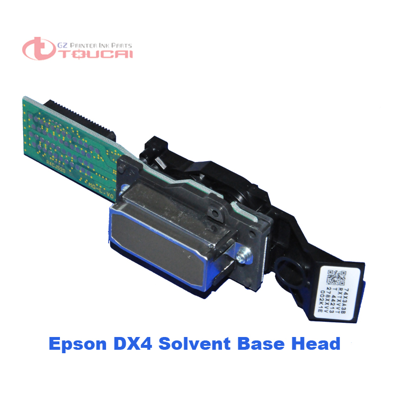original & new with serial number solvent dx4 printhead for roland XJ740 RS640 Mimaki JV3 Mutoh Printer dx4 head