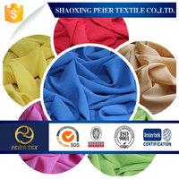 4 way stretch fabric manufacturers blend chiffon fabric