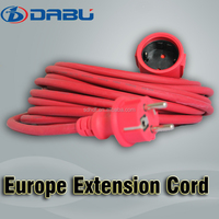 300/500V 25M German Power Extension Cord