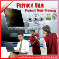 High Quality Privacy Screen Guard anti spy screen protector For Computer