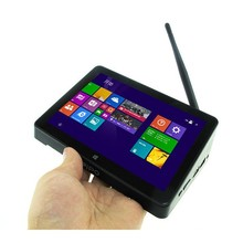 "Original 7"" PIPO X8 Dual OS TV BOX 10 Android 4.4 touch screen mini pc"