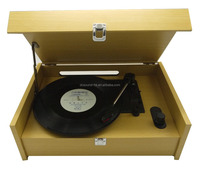 DS-102 turntable vinyl player with optional PC encode function
