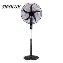 hot selling 20 inch remote control oscillating air cooling stand fan