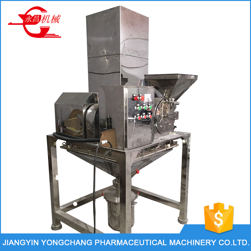 Grape Smashing Machine With Crusher And Pump Electric Cabinet