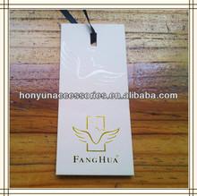 custom personality fashion brand paper jewellery price tags