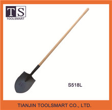 types of small size digging garden farming shovel with handle