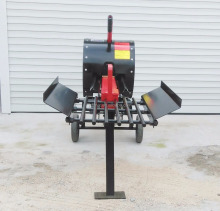 new electric rapid strike log splitter