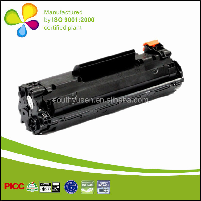 1500pages Compatible Hewlett Packard LaserJet Pro MFP M 125 nw Black Toner Cartridge for HP CF283A CF 283A HP83A 83A