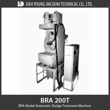 BRA model Automatic Sludge/Waste Treatment System