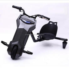 3 Wheel Electric Scooter with LED Bluetooth China smart Drifting with seat(ES-002L)