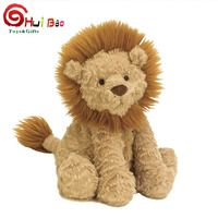 Factory price high quality plush roaring lion toys