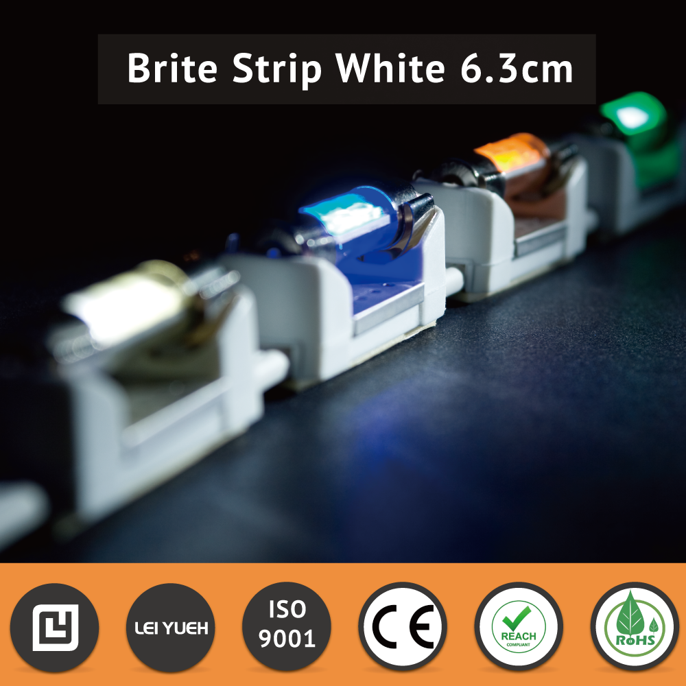 Top Selling Decorative Separable Adhesive 24V LED Bulb Lights Brite Strip